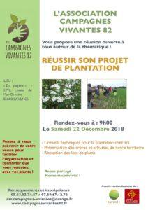 """""""Réussir son projet de plantation"""" @ Savenès"""