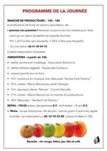 Fête de la pomme Septfonds- ACV82