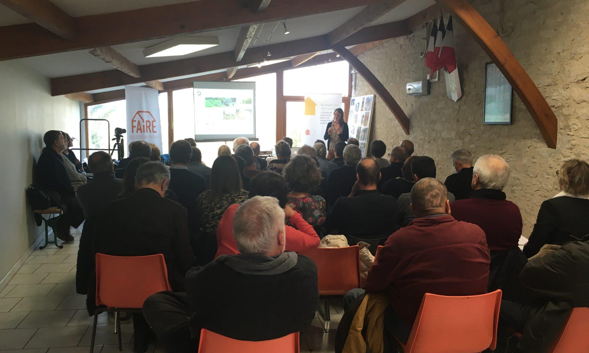 Les espaces publics dans les communes rurales. Campagnes Vivantes 82