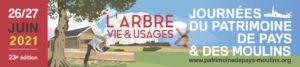 Balade champêtre - Journées du Patrimoine de Pays et des Moulins - L'arbre, vie & usages @ Les Barthes